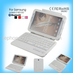 bluetooth wireless keyboard bk6089 for Samsung note8.0 N5100