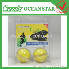 new arrived sneaker balls air fresheners for shoes