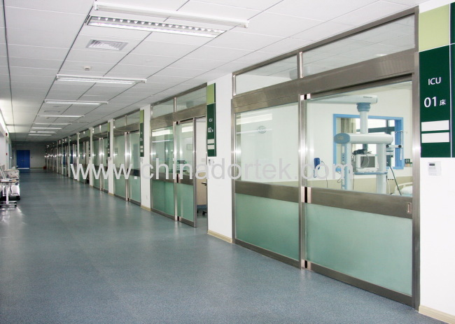 Icu Automatic Sliding Glass Doors Gld 100u Manufacturer