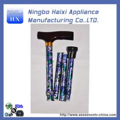 medical durable folding crutch