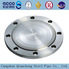 forged steel ASME B16.5 Blind flanges Class 150 to 2500 lbs