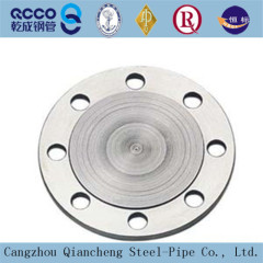 ASTM A182 F316/316L stainless steel blind flange