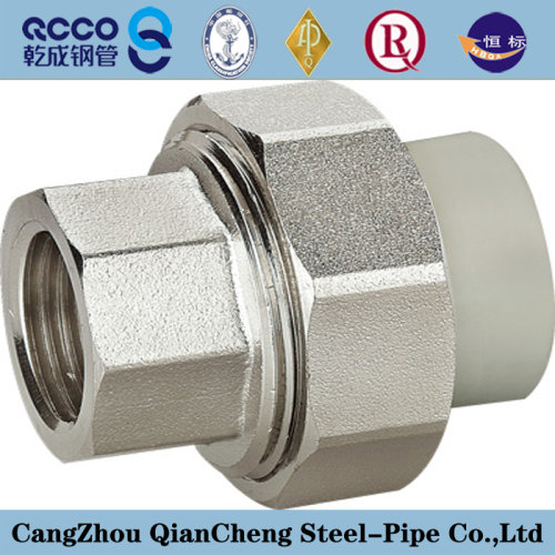 Socket weld pipes dn stainless steel union from china