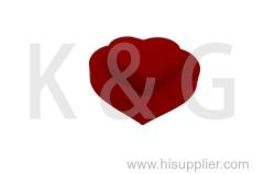 Patterned Heart Shape Box Set