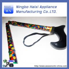 durable folding stool walking stick