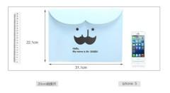 paper / full beard / paper file floder