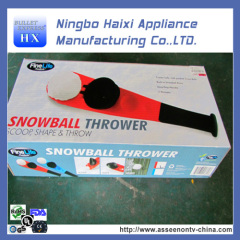 plastic durable snowball maker