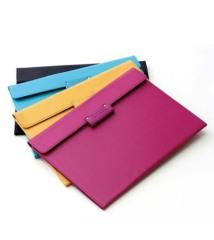PU / multifunctional / fashion file folder