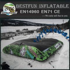 Giant Mountain Ski Cushion