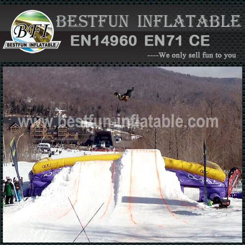 Giant Practice Jumps Air Bag