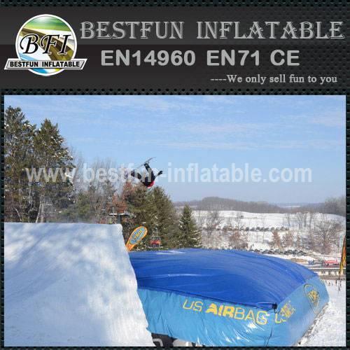 Giant Snowboard Air Bag