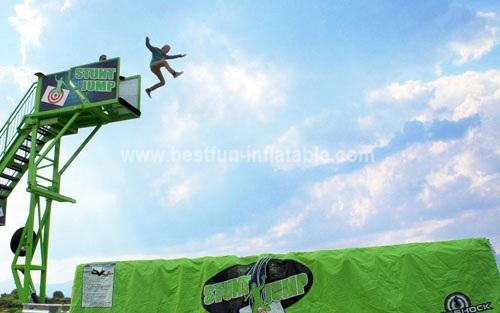 Advertisement Print Professional Jump Air Bag
