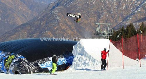 Stunt Wards Big Air Bag