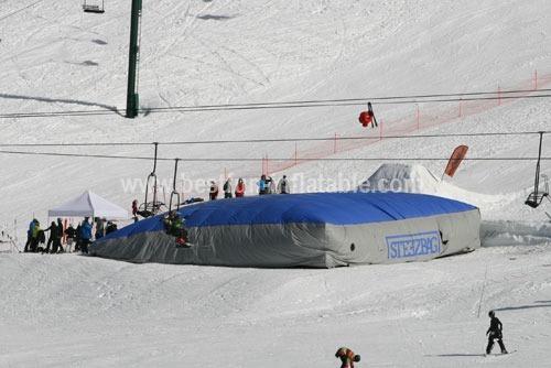 Blue Mountain Ski Air Bag