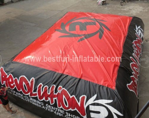 Inflatable Pillow for Bikes Freestyle