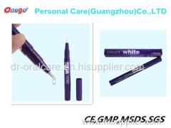 Super effect new design teeth whitening pen