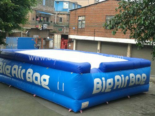 PVC Inflatable Labnding Pad