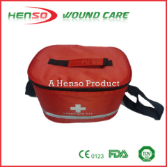HENSO Waterproof Nylon First Aid Kit Bag
