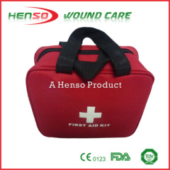 HENSO Waterproof Nylon Car First Aid Kit