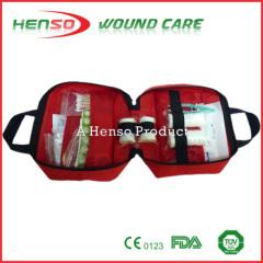 HENSO Waterproof Nylon Mini First Aid Kit