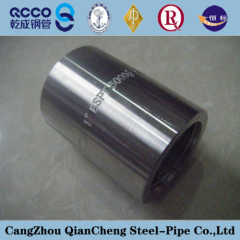 A105 forged steel pipe coupling