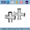 Stainless Steel Straight Cross for pipeline construction