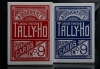 Las Vegas Poker Tally-Ho No.9 magic playing cards
