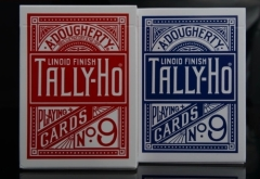 Las Vegas Poker Tally-Ho No.9 magic playing cards-China manufacturer