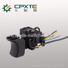 Mod61 SDC switches for power tools and garden tools