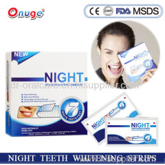 Hot Sale Teeth Whitening Strips with Supreme Quality