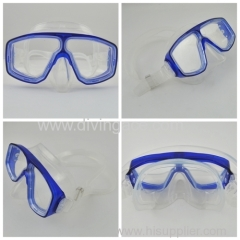 professional diving glasses/diving mask spearfishing/china diving mask