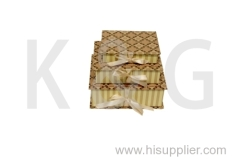 Argyle Patterned Pad Box Set