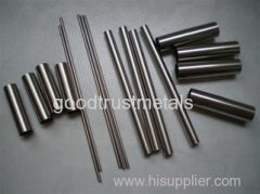 medical titanium tube/titanium capillary tube