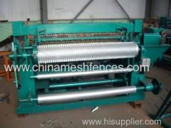 Square Hole wire mesh rolls welding machine