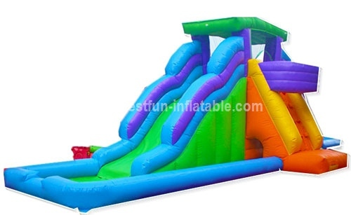 Favorites compare inflatable water slide with pool