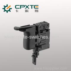 Interruptores para herramientas eléctricas de alta calificación y herramientas de jardín