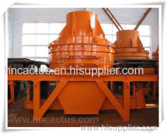 Vertical Shaft Impact Crusher / Sand Maker