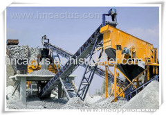 Stone Crushing Production Plant Certificated with ISO & CE