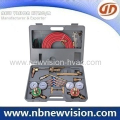 Welding And Cutting Outfit for HVAC Tools
