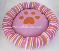 printed pet Donuts nest/pet bed/cat bed