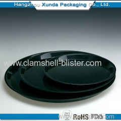 Colorful plastic plate factory