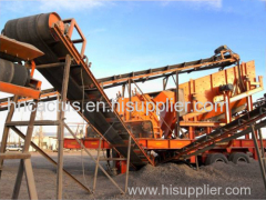 ISO and CE Approved Sand Making Production Plant