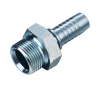 Carbon steel hose nipple 10311