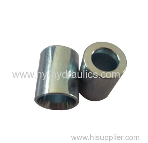 CNC Manufacture Low Price High Pressure Metal Ferrule
