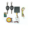 motorcycle audio speaker motorcycle alarm with remote start
