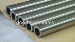 OD45mm*ID42.6mm*WT1.2mm ASTM B338 TA10 TA0 Titanium steel tube