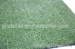 High Traffic Eco Landscaping Synthetic Grass Turf Putting Green