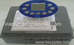 Swimming pool spa controller