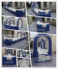 Budget Inflatable Slip Slide