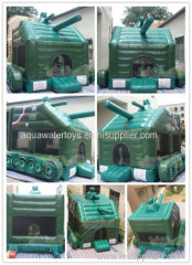 Tank Inflatable Bounce House